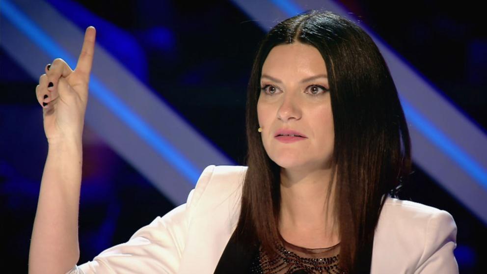 Laura Pausini escoge la emoción en 'Factor X'