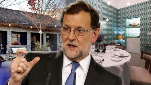 Mariano Rajoy ha elegido los restaurantes Arahy y Filandón para sus últimas reuniones con sus ministros.