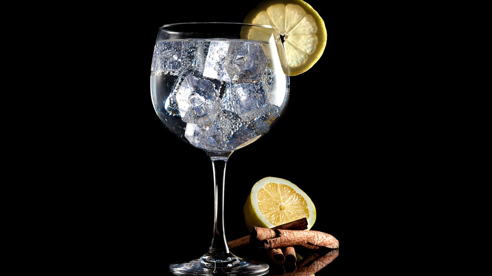 Receta de Gin tonic fácil de preparar