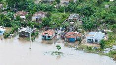 La tormenta Alberto deja en Cuba siete muertos y dos desaparecidos según el Estado Mayor Nacional de la Defensa Civil. Foto: Twitter