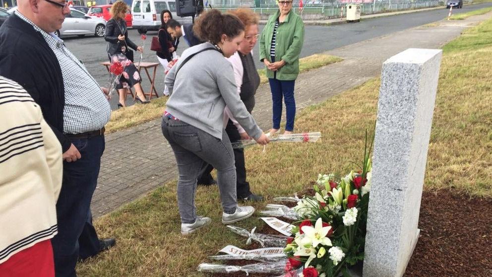 El Concello de Ferrol homenajea al «héroe del monopatín», Ignacio Echeverría, con motivo del primer aniversario de su muerte en los atentados de Londres