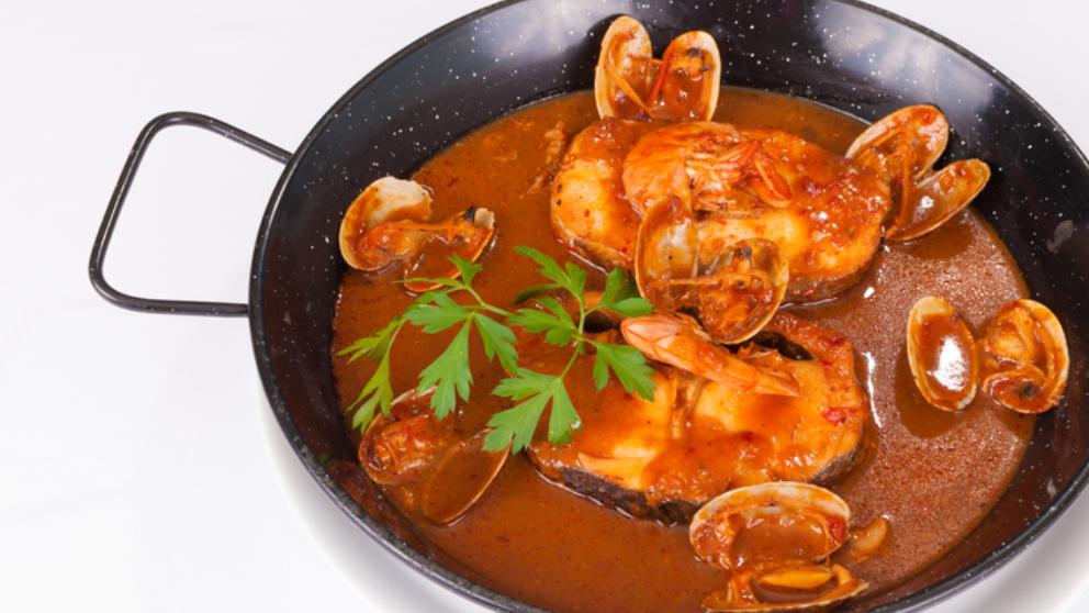 Receta de merluza a la catalana fácil de preparar