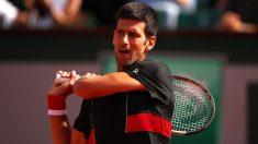 Novak-Djokovic-se-ha-clasificado-para-los-cuartos-de-final-de-Roland-Garros-tras-eliminar-a-Verdasco-en-tres-sets-(Getty)