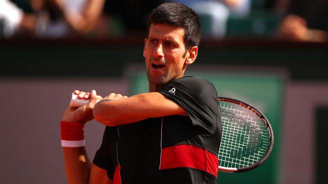 Djokovic no da opción a Verdasco y ya está en cuartos de Roland Garros