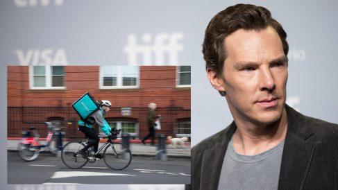 Benedict Cumberbatch. (Foto: AFP)