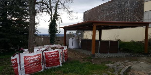 El plan de compostaje del BNG en Pontevedra, más de 20.000 € al año a la basura desde 2015