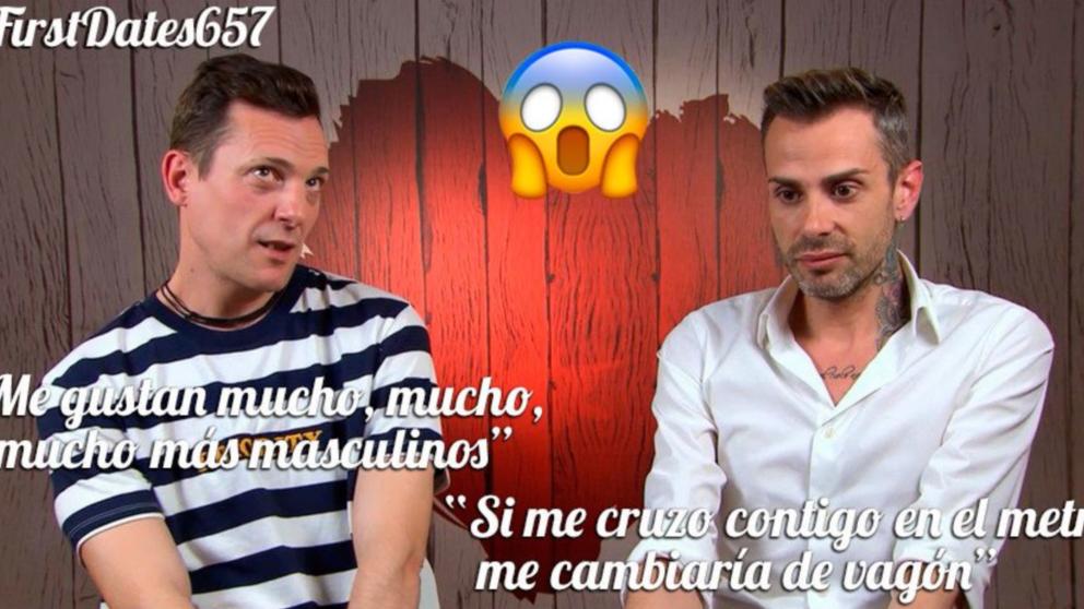 Sergio e Isi no han conectado precisamente