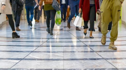 Confianza de los consumidores (Foto: iStock)