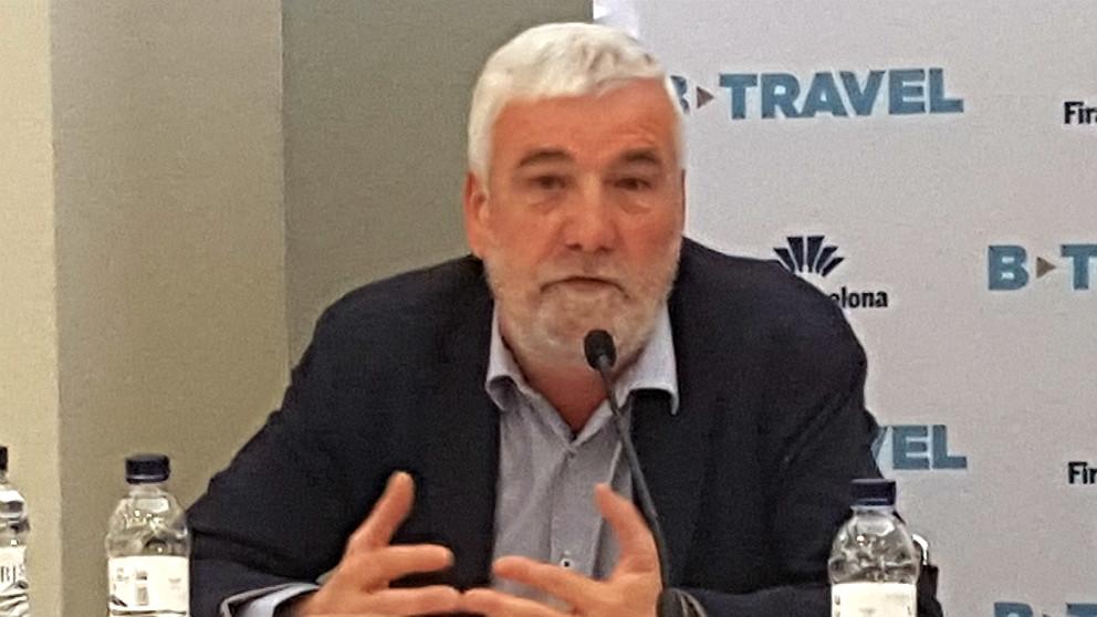 El empresario Josep Maria Matamala, amigo de Carles Puigdemont.