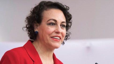 La ministra de Trabajo, Magdalena Valerio. (Foto. PSOE)