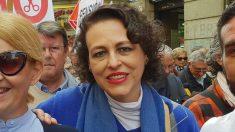 Magdalena Valerio. (Foto. PSOE)