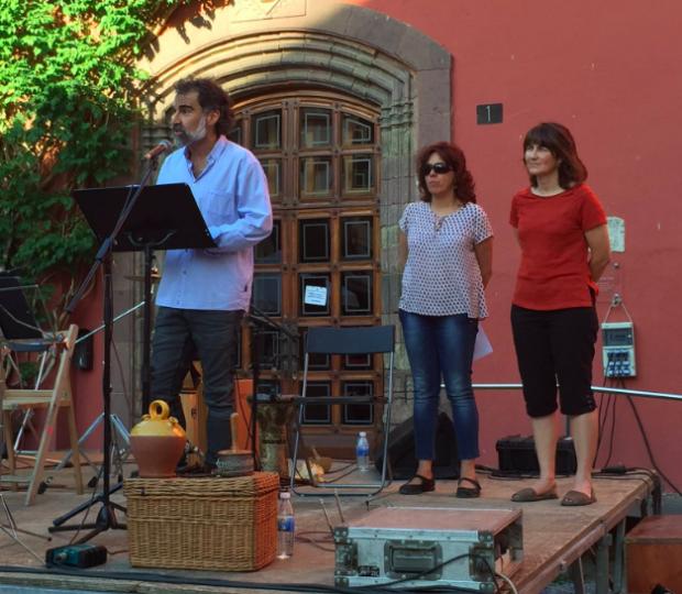 a mossa del escrache al PSC y Jordi Cuixart, líder de Òmnium Cultural en prisión