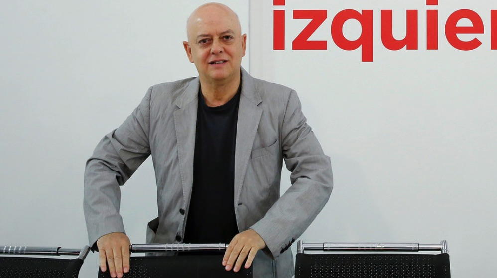Odón Elorza. (Foto. PSOE)