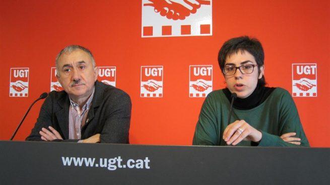 UGT planea más movilizaciones para que se derogue la reforma laboral de 2012