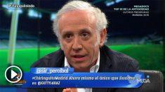 Eduardo Inda desveló que el Real Madrid está cerca de entenderse con Cristiano Ronaldo.