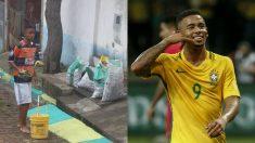 Gabriel Jesús, de las favelas al Mundial de Rusia.