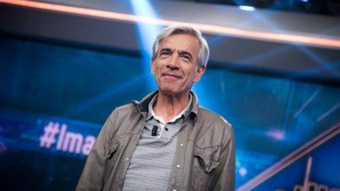 Imanol Arias en 'El Hormiguero'