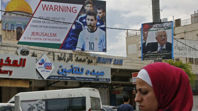 jerusalen-artentina-israel-amistoso-futbol