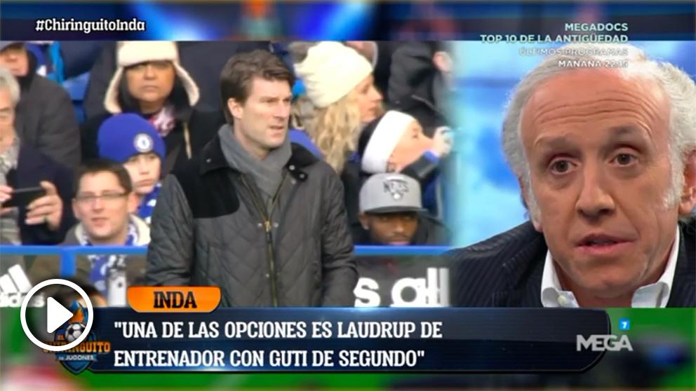 Allegri y Laudrup entran en las apuestas para el banquillo del Real Madrid.