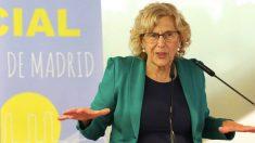 Manuela Carmena. (Foto. Madrid)
