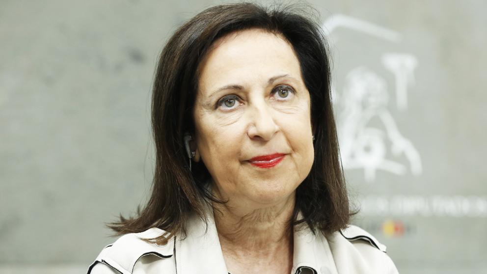 Margarita Robles. (Foto: PSOE)