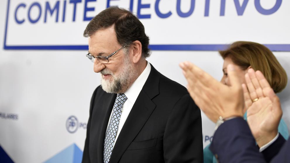 Rajoy solicita la asignaci n anual como expresidente para for Oficina ryanair madrid