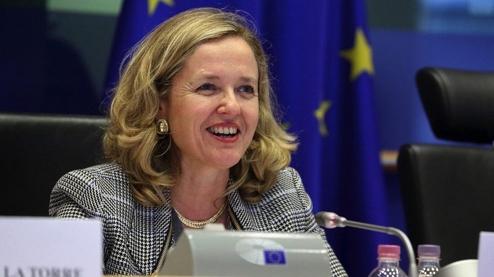 Nadia Calviño. (Foto. UE)