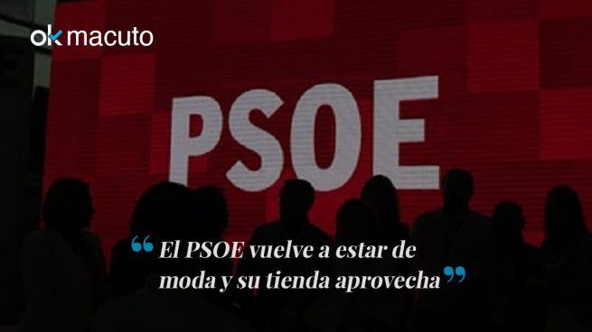 La tienda oficial del PSOE vende bustos de Pablo Iglesias