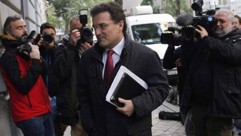 El fiscal Pedro Crespo. (EFE)