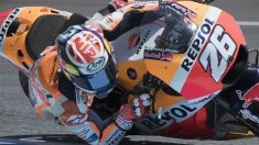 La carrera de Dani Pedrosa no ha sido todo lo exitosa que se intuía en un principio debido a que nunca ha logrado el título mundial de MotoGP. (getty)