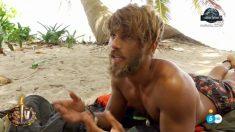 Sergio, deprimido por perder un diente en la isla de 'Supervivientes 2018'.