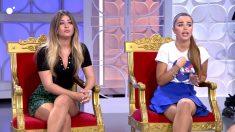 Sophie y Violeta discuten en el plató de 'MYHYV'