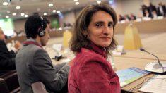 Teresa Ribera, ministra de Medio Ambiente, Cambio Climático y Energía
