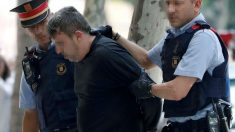 El acusado de asesinar a una menor de 13 años en Vilanova i la Geltrú. (Foto: EFE)