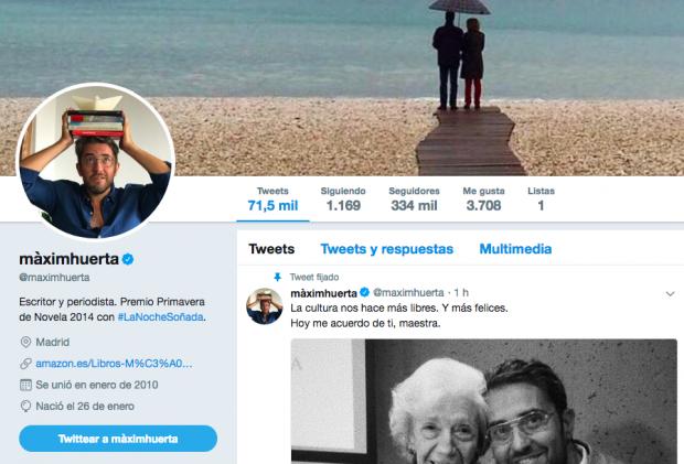 Màxim Huerta se convierte en el primer ministro 'influencer' de la historia de España