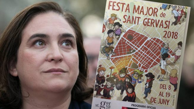 Ada Colau, alcaldesa de Barceona