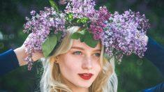 Pasos para hacer una bonita corona de flores