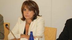 La ministra de Justicia, Dolores Delgado. (Foto: APE)