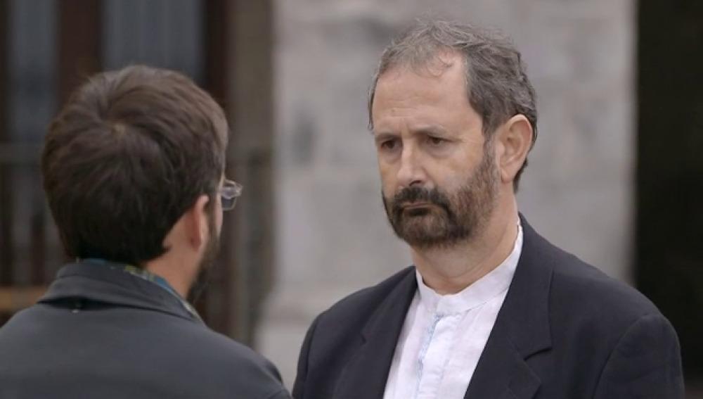 Fernando Urruticoechea Basozabal en el programa Salvados