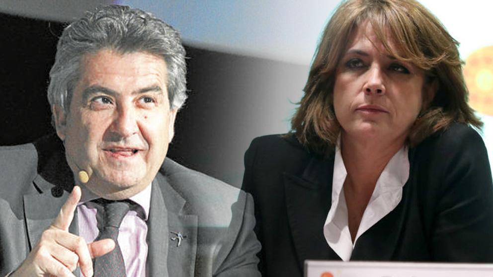 José Ricardo de Prada y Dolores  Delgado