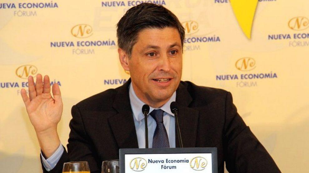 José Rosiñol, presidente de Societat Civil Catalana (SCC).