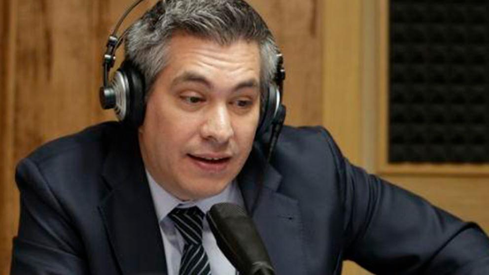El periodista Luis Balcarce, autor de 'Prisa liquidación de existencias'.
