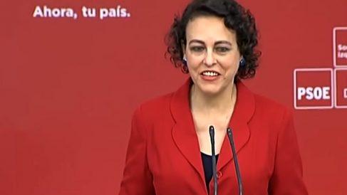 Magdalena Valerio, ministra de Trabajo del Gobierno de Pedro Sánchez.