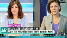 María Dolores de Cospedal en 'El programa de Ana Rosa'.