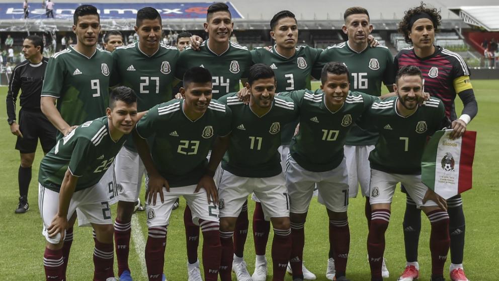 Escándalo alrededor de la selección mexicana antes del Mundial. (AFP)