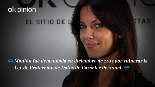 Carmen Montón, el mayor peligro en el Ejecutivo de Sánchez