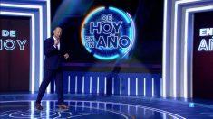 Pedro Aguado y su nuevo programa para Antena 3, 'De hoy en un año'