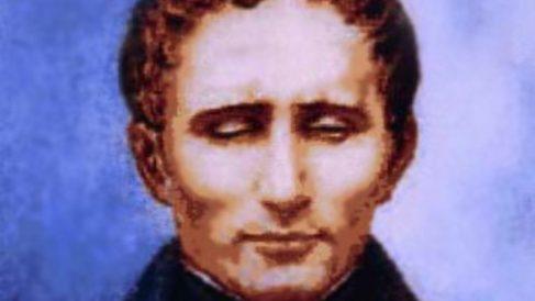 Quién inventó el Braille