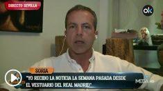 Cristóbal Soria pide disculpas a Kiko Casilla.