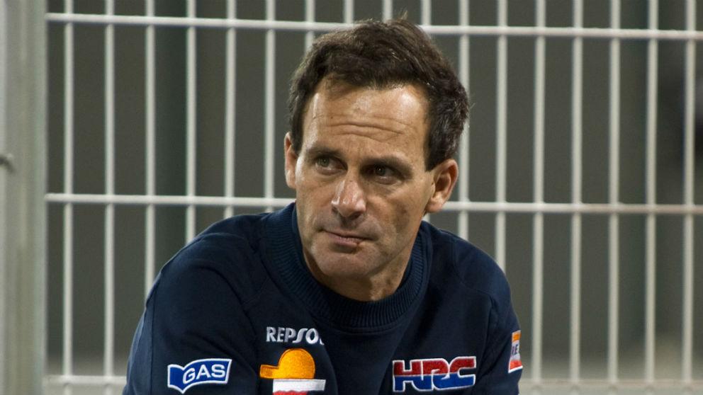Alberto Puig . (Getty)